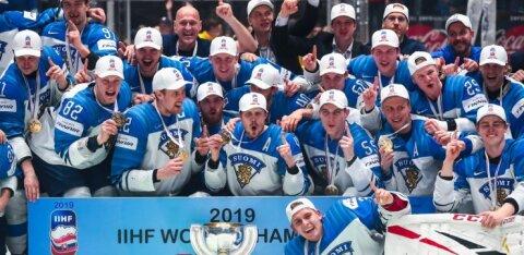 ВИДЕО: Браво, Суоми! Финляндия победила Канаду в финале чемпионата мира