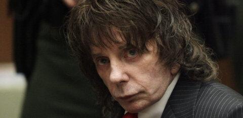 В США умер музыкальный продюсер Фил Спектор