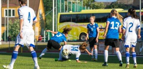 Eesti ja Valgevene jalgpalli maavõistlusmängu piletid tulid müüki