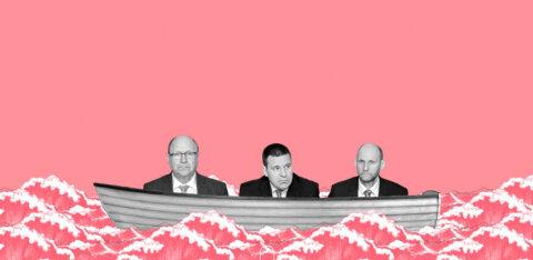 SUUR LUGU   Ratase valitsus kaotas eurovalimised selgelt
