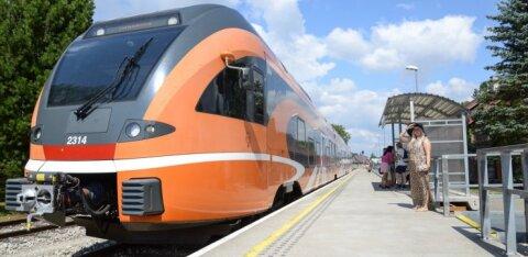 В скором времени возобновится движение поездов между Лелле и Вильянди