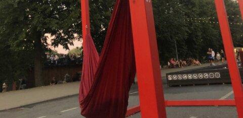 Призыв Михаилу Кылварту от Андро Мянда: сделать бульвар Рявала на лето пешеходным!