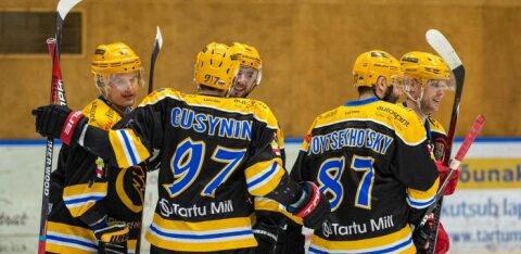 """Сумеют ли """"Эверест"""" и """"Вялк"""" пробиться в финал Балтийской лиги?"""