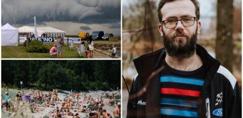 Метеоролог: шторма в субботу не миновать! В середине июля выяснится, придет ли к нам жара из России