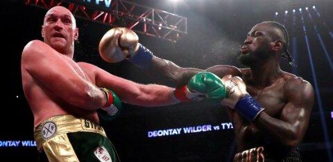 Wilderi ja Fury kauaoodatud kordusmatš lükkub järgmisesse aastasse