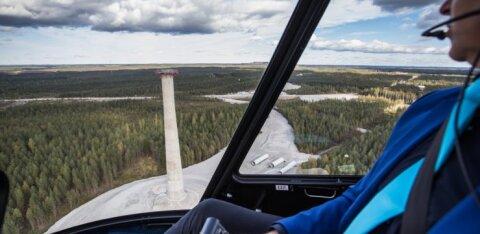 Riik lubab vajadusel Sõnajalgade Aidu tuulepargi tuulikud ise lammutada