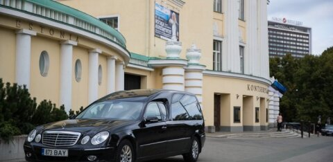 Kasvanud palgakulud viisid rahvusooper Estonia ligi miljoniga miinusesse