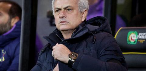 Mourinho: Tottenhami esinelikus lõpetamine oleks minu karjääri parim saavutus
