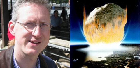 Eesti päritolu endine Ühendkuningriigi parlamendisaadik: Maad tabab kindlasti elu hävitav asteroid!