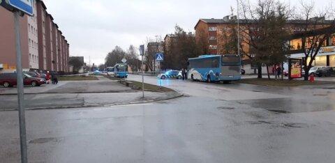Подозреваемый в стрельбе по автобусам в Кохтла-Ярве подросток взят под стражу