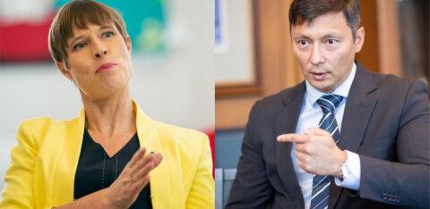 """""""Зачем тормозить развитие Таллинна?"""" Кылварт против идеи Кальюлайд лишить столицу европейских дотаций"""