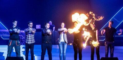FOTOD | Vaata, milline teadus-show leiab aset sel nädalavahetusel Tallinnas