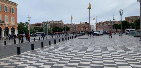 ФОТО | Живущая рядом с местом теракта в Ницце эстонка: царят страх и нервозность, но из-за скорого карантина людей на улицах много
