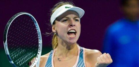 ВИДЕО: Контавейт победила на отказе восходящую звезду мирового тенниса