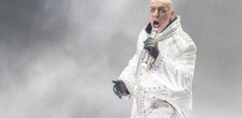 Вот это новость! Rammstein скоро снова приедет в Эстонию