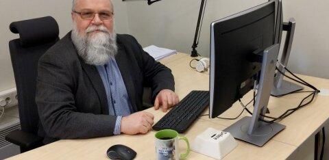 Priit Raspel: küberturve on nagu juhuseks – kasuta kaitsevahendeid ja ära tee seda kahtlastega