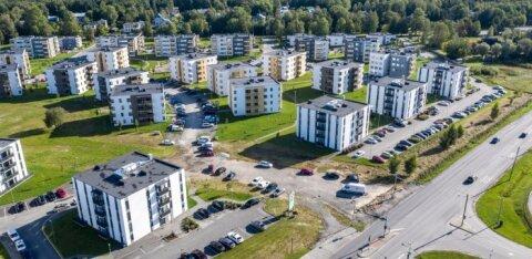 В октябре цены на квартиры в Таллинне поставили исторический рекорд. И снижения не предвидится!