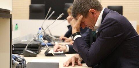 ФОТО | Продолжился крупнейший в истории Эстонии коррупционный процесс