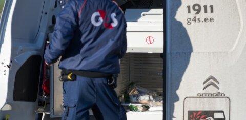В пярнуском торговом центре охранник реанимировал пожилого мужчину