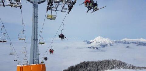 Германия потребует от ЕС запретить работу всех горнолыжных курортов до 10 января