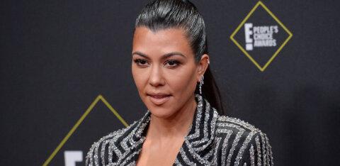 """Lõpuks teada! Kourtney Kardashian avalikustas põhjuse, miks ta ei osale enam sarjas """"Kardashianid"""""""