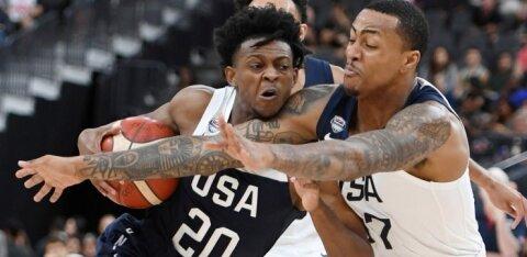 Miks ei soovi NBA ässad tänavu USA koondist aidata?