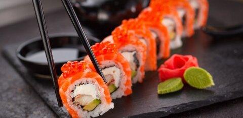 Restoran - ära riku mu sushi kogemust