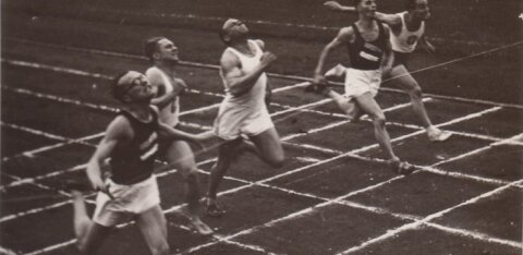 Kui partei ja valitsus läks Eesti sportlaste rekordite kallale