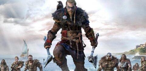 """Videomänguarvustus: """"Assassin's Creed Valhalla"""" – kõvasti ülekiidetud märulrollikas"""
