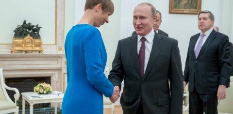 После визита Керсти Кальюлайд в Москву Литва призвала Эстонию согласовывать действия