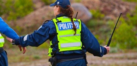 Агрессивный мужчина напал на полицейских, приехавших на вызов о домашнем насилии