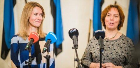 ERISAADE | Keskerakond peitis oma lühikese pingi, Keit Pentus-Rosimannuse varjud, kas haridus-ja kultuuriminister veavad välja?