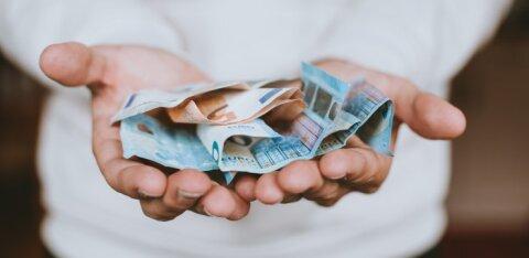 Государство создает сайт, позволяющий жителям Эстонии сравнить свою зарплату с зарплатами коллег