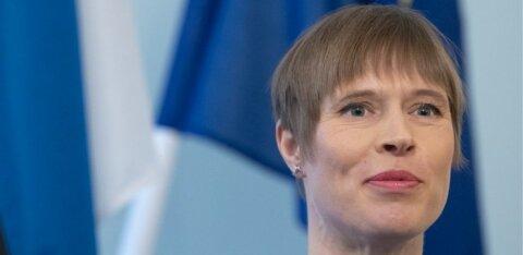 Российские СМИ: президент Эстонии изменила свое мнение об угрозе со стороны русского языка