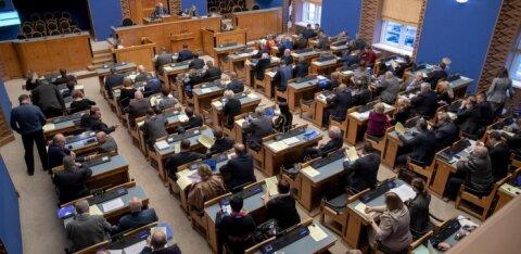 Riigikohus ei lahenda VEB Fondi sertifikaadiomanike kaebust riigikogu vastu