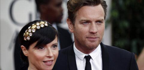 """Ewan McGregor lahutas abielu ja peab poole """"Tähesõdade"""" honorarist eksabikaasale maksma"""