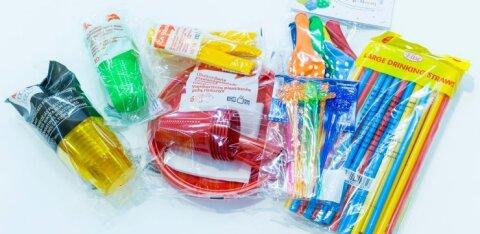Suured sammud paremuse suunas: Eesti juhtimisel liigub maailm plasttoodete vähendamise poole