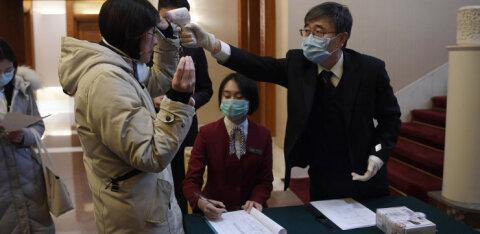 Hiina koroonaviirus jätab eestlaste tehased mõneks ajaks seisma