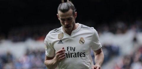 Madridi Real raskes seisus: keegi ei taha Gareth Bale'i osta