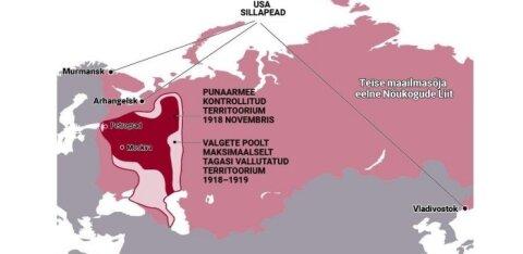 Vaatame tõele näkku, Eestile sobis punaste võit Venemaal