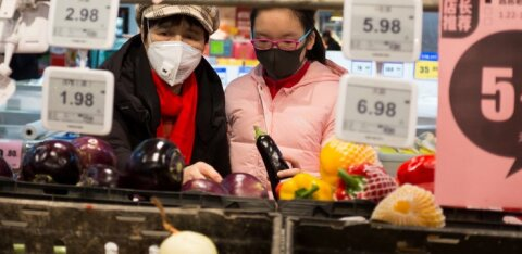 Число зараженных новым вирусом в Китае превысило 2000 человек