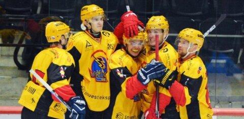 В предстоящие выходные может определиться чемпион Эстонии по хоккею