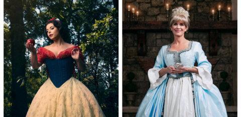 Tõeline lapsepõlve unelm! Pere otsib printsessi, kes nende maimukestele hoidjaks tuleks