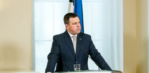 Ратас по случаю Дня ветеранов: мы не забудем тех, кто пал за безопасность Эстонии