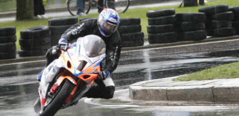 Täna toimub motosportlase Joey Dunlopi mälestusparaad