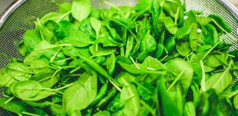 Spinat kui pool apteeki! 7 põhjust, miks peaksid seda erakordset taime rohkem tarbima
