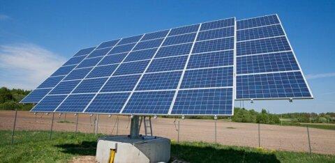 Swedbank предлагает кредит на использование солнечной энергии