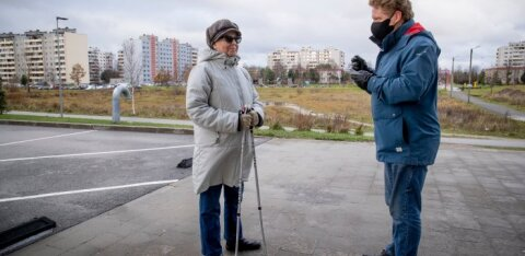TAGATUBA | Keskerakonna toetus venekeelsete inimeste seas kukub kivina