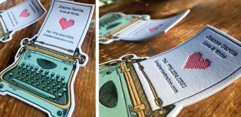 ВИДЕО | 50 креативных визиток. Такие не затеряются!