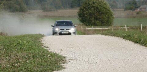 Ekspert selgitab, mida saame teha, et meie kruusateed püsiksid sõidukorras